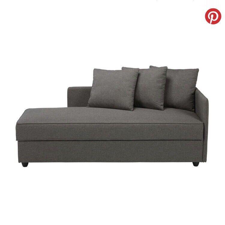 Maison du Monde CLEA Chaise Lounge Sofa Bed | in Walthamstow, London |  Gumtree