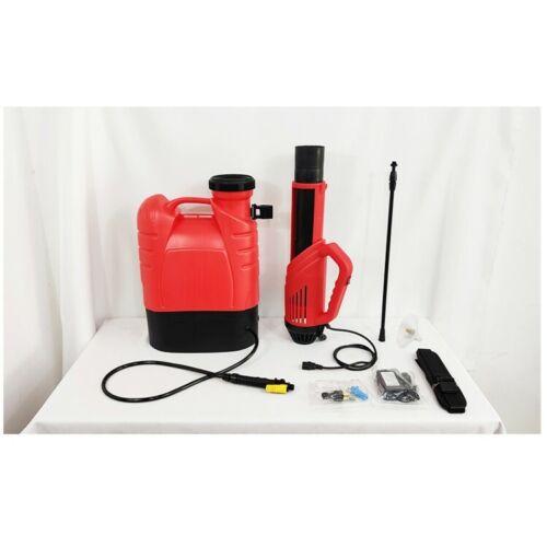 Electrostatic Sprayer Fogger Disinfectant Backpack Commercial Quality HJP