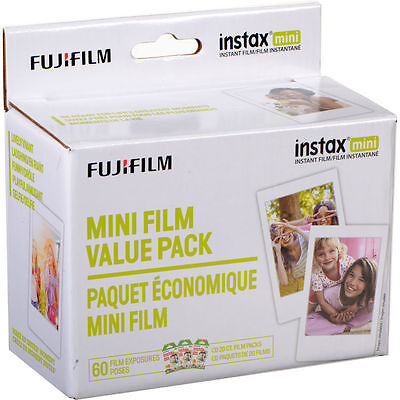 Fujifilm Instax Mini Instant Film (60 Exposures) #600016111