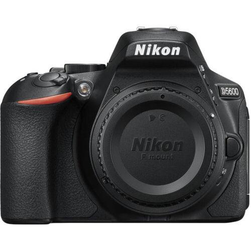 Nikon D5600 24.2 MP DX-Format Full HD 1080p Digital SLR Came