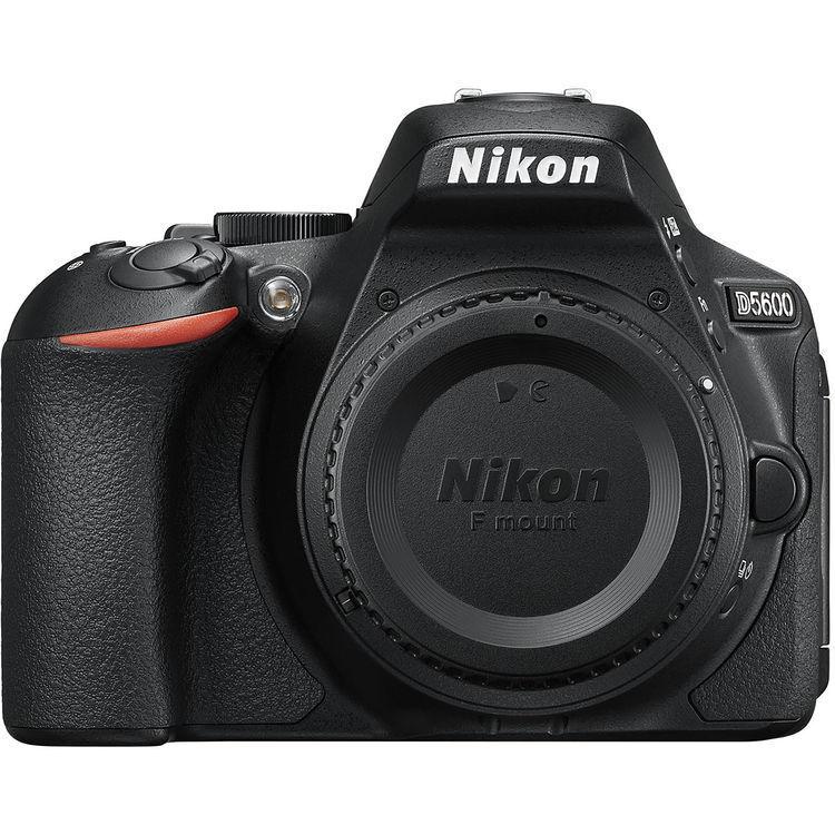 Nikon D5600 DSLR Camera Body Only Black 1575