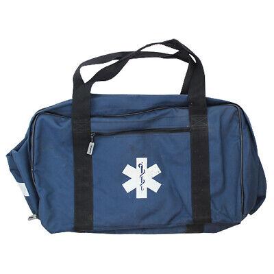 Iron Duck Emt Ems First Responder First Aid Medical Blue Duffel Bag