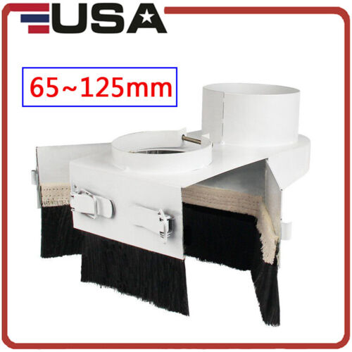 Upgrade Spindle Dust Shoe Cover Cleaner for CNC Router Engraving Milling Machine
