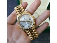 Rolex Daydate presidential 40mm Swiss 2836 Ultimate Version