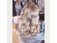 **Hair Extensions Specialist Service**