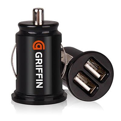 Dual USB Ladegerät 5V 4 2,1A Netzteil KFZ 12 24 Volt für Handy Smartphone