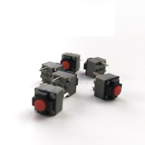 6 pcs Brand New Kailh quiet slient mute Micro Switch Microswitch for mouse mice