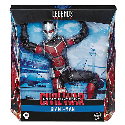 "Marvel Legends Captain America Civil War 10"" Figure Deluxe Exclusive - Giant Man"