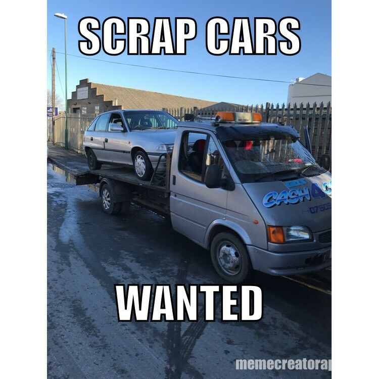 Scrap cars wanted top prices paid | in Beeston, Nottinghamshire ...