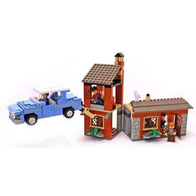 Lego 4728 Harry Potter ESCAPE FROM PRIVET DRIVE New Parts & Instructions NO Box