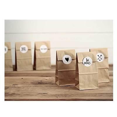 apier mit Stickern Gastgeschenke für Hochzeitsgäste neu DIY (Papier Geschenke)