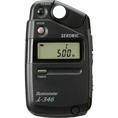 Sekonic i-346 Illuminometer Light Meter, London