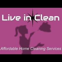 $160 FLAT RATE FULL HOUSE & SPRING CLEANING