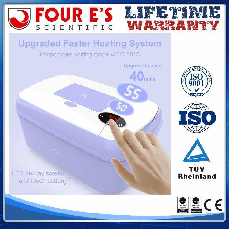 Baby Wipe Warmer Diaper Wipes Dispenser Holder Heater Heating Case Wipes Warmth