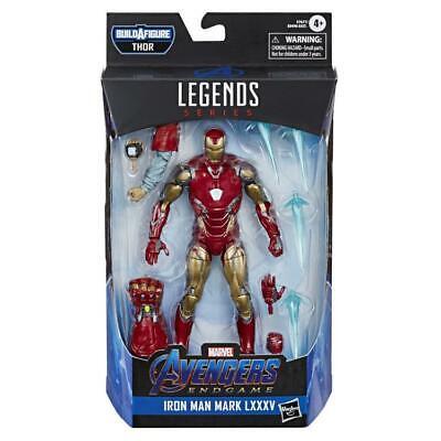 Hasbro Marvel Avengers Endgame Legends Iron Man Mark LXXXV 85 Figure In Stock