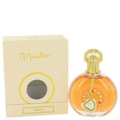 Micallef Watch by M. Micallef Eau De Parfum Spray 3.3 oz for Women