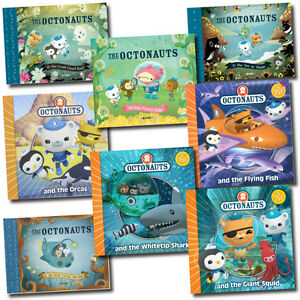 The-Octonauts-Collection-8-Books-Set-inc-Giant-Squid-Orcas-Sea-Shade-Monster