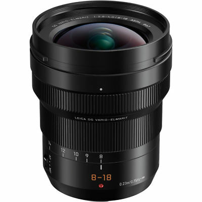 Panasonic Leica DG Vario-Elmarit 8-18mm f/2.8-4 ASPH. Lens NEW!