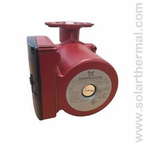 Grundfos UPS 26-99SFC - 3 Speed Stainless Steel Circulator Pump (98961763)