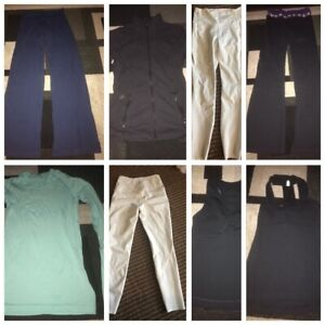 Lulu Items and Brand Name Clothing