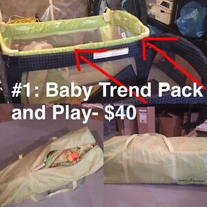 Baby Trend Pack and Play