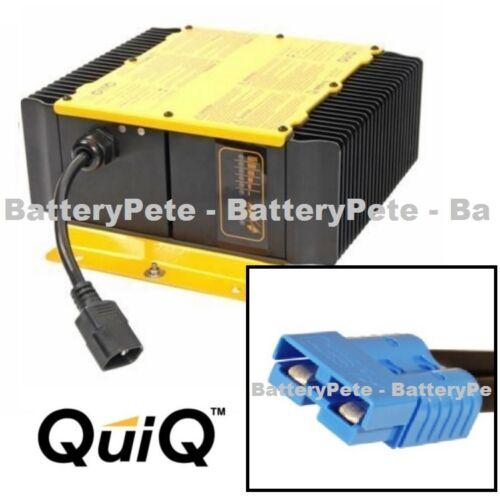 Delta Q Charger 48 volt-18 amp 48v Pallet Jack Fork Lift Floor Scrubber 9134800