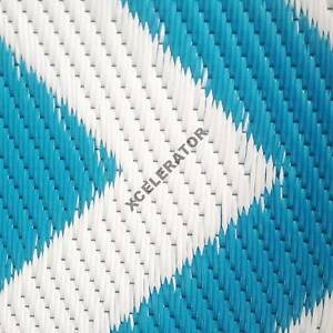 Sparta Miami Blue 180x270cm Outdoor/Indoor Plastic BLUE/JUST HOSE OFF! New Farm Brisbane North East Preview