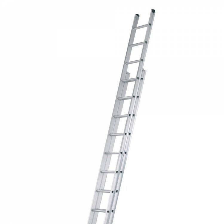 Aluminium 2 Section Extension Ladders