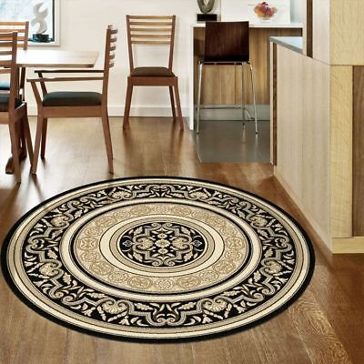 Classic Collection Teppich (New Collection of Modern and Classic Soft Fine Round Rug Carpet High Quality)