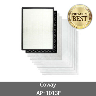 Coway AP-1013F Air Purifier Filter Replacement 1 Year Set