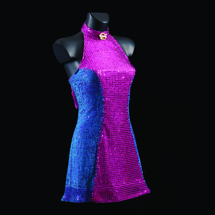 Emma Bunton 'Spiceworld Tour' Dress