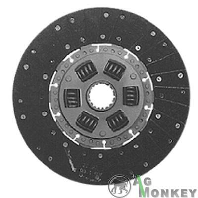 W160974 13 Single Stage Clutch Woven Disc Oliver 1750 1800 1850 1855 1950t 1955