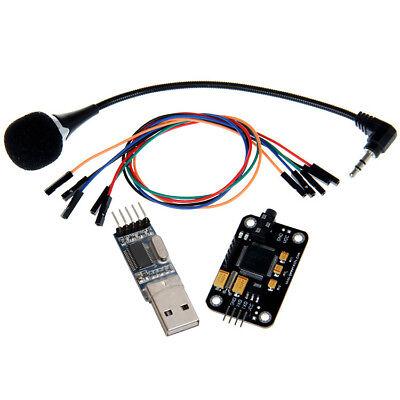Arduino Compatible Voice Recognition Module& Free Micro USB RS232 TTL Converter