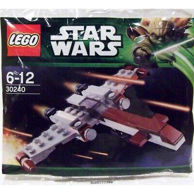 LEGO Star Wars Mini Set 30240 Z-95 Headhunter, NEW & SEALED, 2013 Retired RARE