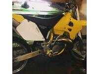 Rm 250 2 stroke 1998 nice bike offers or swaps for a 125 or 85