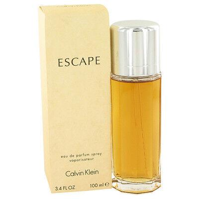 Calvin Klein Escape Perfume Women Eau De Parfum Spray Fragrance New Authentic