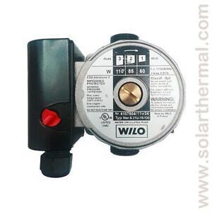 Wilo Star S21, 3 speed pump (Caleffi NA12168)