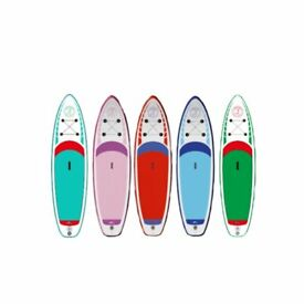 Paddle boards. One of the best ever tested; said SUP Boarder Magazine July 2018. Ex display