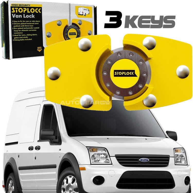 Stoplock For Ford Transit Connect High Security Anti Theft