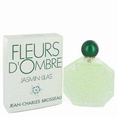 Fleurs D'Ombre Jasmin-Lilas by Brosseau Eau De Toilette Spray 1.7 Fl.oz. 50ml
