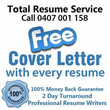 Resume Writers - Resume Writing -  Total Resume Service Melbourne CBD Melbourne City Preview