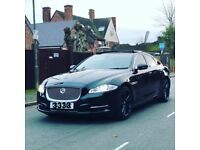 2013 Jaguar Xj 3.0 v6 Black fully loaded PX swap