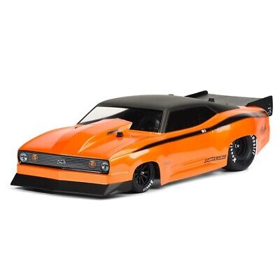 Pro-Line Octane Drag Body for Traxxas Slash 2WD & 4x4 SC Drag Racing - Drag Body