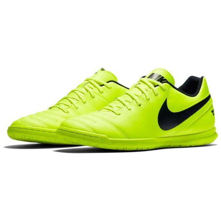 NIKE TIEMPO RIO III IC INDOOR SOCCER SHOES STYLE 819234-707