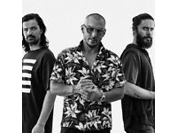 X4 Tickets For 30 Seconds To Mars, Arena Birmingham, 29/03/2018, Block 5
