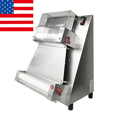 Automatic Pizza Dough Roller Sheeter Machine Pizza Making Machine 370w