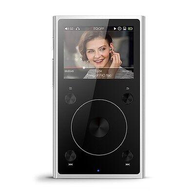 FiiO X1ii 2nd Gen High Res (MP3/FLAC/WAV) Bluetooth Digital Audio Player SILVER (Mp3-player High Res)