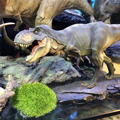 Jurassic World 1 35 Dino King Tyrannosaurus Rex T Rex Dinosaur Pvc Resin Statue