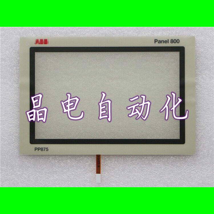 For ABB Panel 800 PP875 190423 A touchpad + membrane keyboard