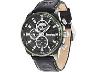 TIMBERLAND MENS WATCH CHRONOGRAPH NEW MODEL!!100% Authentic!!!More than 65% OFF!!!Bargain!!!